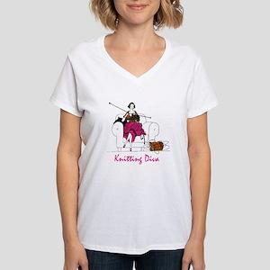 knittingdiva copy T-Shirt