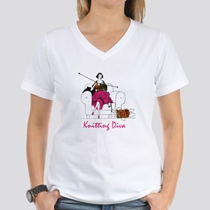 knittingdiva copy T-Shirt