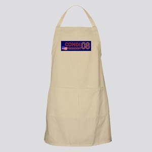 Condi for President in '08 BBQ Apron