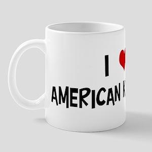 I Love American Kestrels Mug