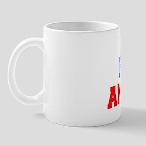 Born In Peru Proud American Mug