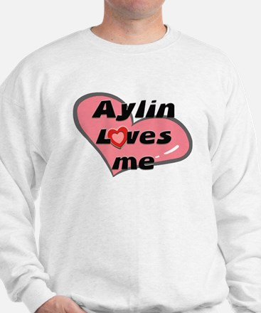 aylin loves me Sweater