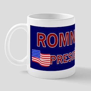 Romney for President in '08 Mug