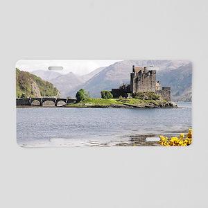 Eilean Donan castle 4815 ,  Aluminum License Plate