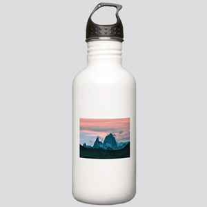 Mount Fitz Roy, Patago Stainless Water Bottle 1.0L