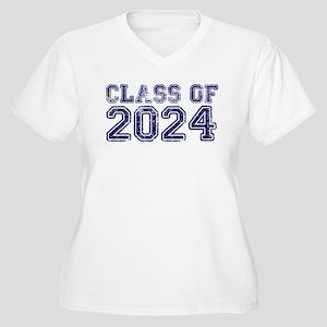 Class of 2024 Plus Size T-Shirt