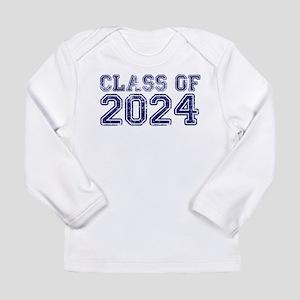 Class of 2024 Long Sleeve T-Shirt