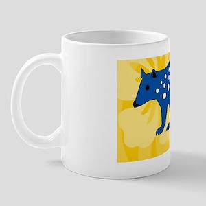 Quolls Coin Purse Mug
