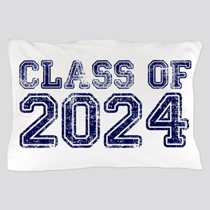 Class of 2024 Pillow Case