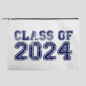 Class of 2024 Makeup Pouch