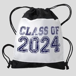 Class of 2024 Drawstring Bag