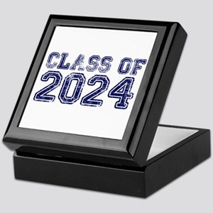 Class of 2024 Keepsake Box