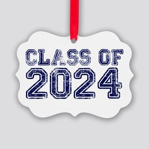 Class of 2024 Picture Ornament