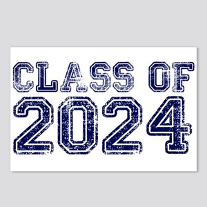 Class of 2024 Postcards (Package of 8)