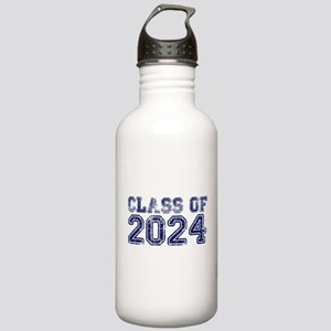 Class of 2024 Stainless Water Bottle 1.0L