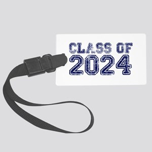 Class of 2024 Large Luggage Tag