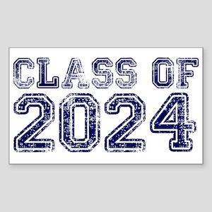 Class of 2024 Sticker