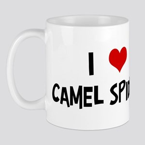 I Love Camel Spiders Mug