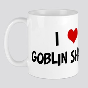 I Love Goblin Sharks Mug