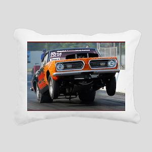 Month10 Rectangular Canvas Pillow