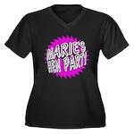 Maries Hen Party Plus Size T-Shirt