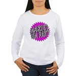 Maries Hen Party Long Sleeve T-Shirt