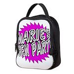 Maries Hen Party Neoprene Lunch Bag