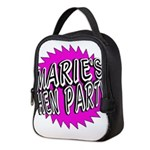 Maries Hen Party Neoprene Lunch Bag