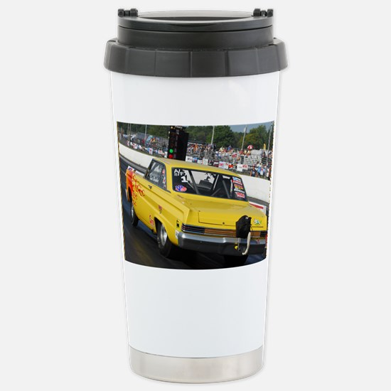 Month1 Stainless Steel Travel Mug