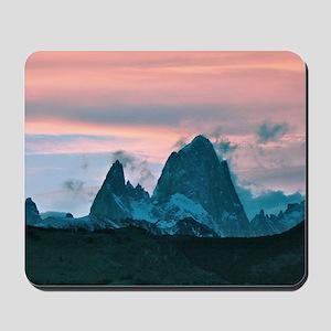 Mount Fitz Roy, Patagonia, Argentina at Mousepad