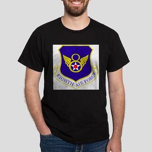 USAF-8th-AF-Shield-Bonnie T-Shirt