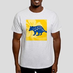 Quolls Snowflake Ornament Light T-Shirt
