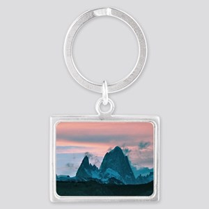 Mount Fitz Roy, Patagonia, Argentina at Keychains