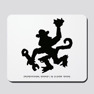 Professional Trunkmonkey Mousepad