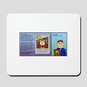 planetkris Trunkmonkey Mousepad #1