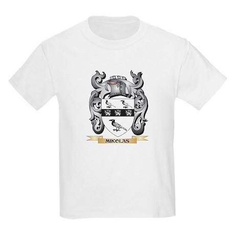 Mikolas Coat of Arms - Family Crest T-Shirt