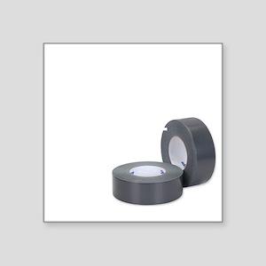"""Duct Tape since 1942 for da Square Sticker 3"""" x 3"""""""