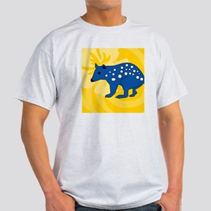 Quolls Sticky Notepad Light T-Shirt