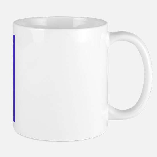 Alex In Blue Mug Mugs