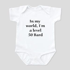 Level 50 Bard Infant Bodysuit