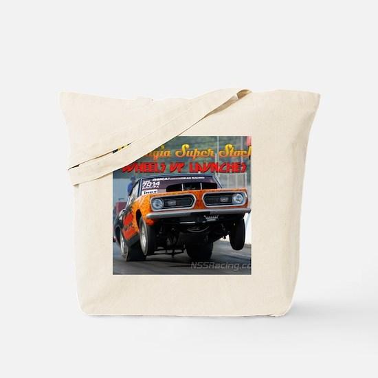 cover2 Tote Bag