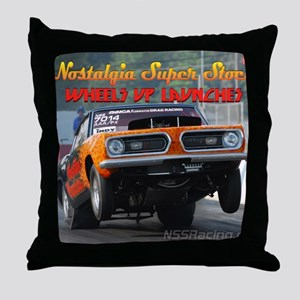 cover2 Throw Pillow