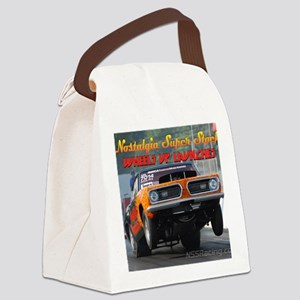 cover2 Canvas Lunch Bag