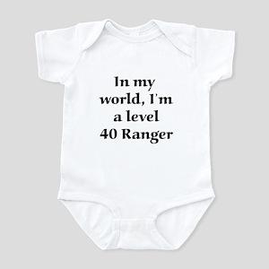 Level 40 Ranger Infant Bodysuit