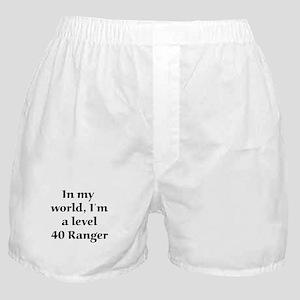 Level 40 Ranger Boxer Shorts