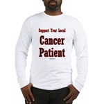 Local Cancer Patient Long Sleeve T-Shirt