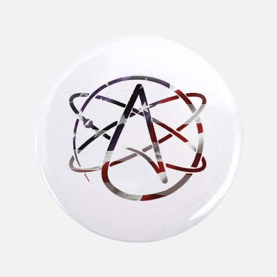 "Funny Atheism 3.5"" Button"