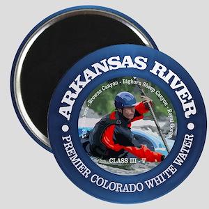 Arkansas River Kayaking Magnets