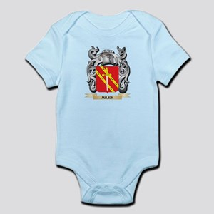 Miles- Coat of Arms - Family Crest Body Suit