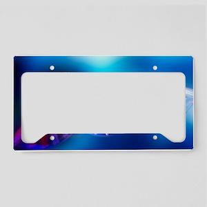 DNA molecule License Plate Holder